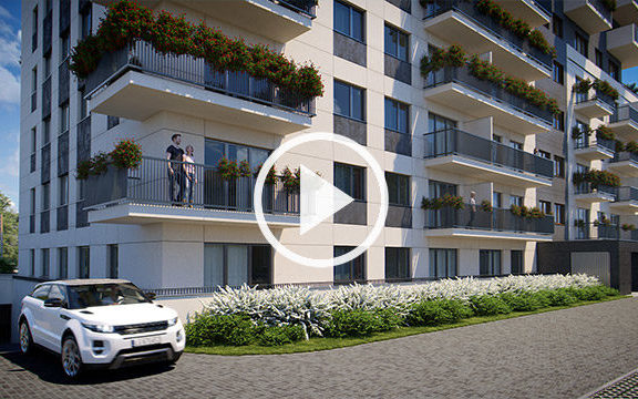Central Park Apartments - Architectural Animation