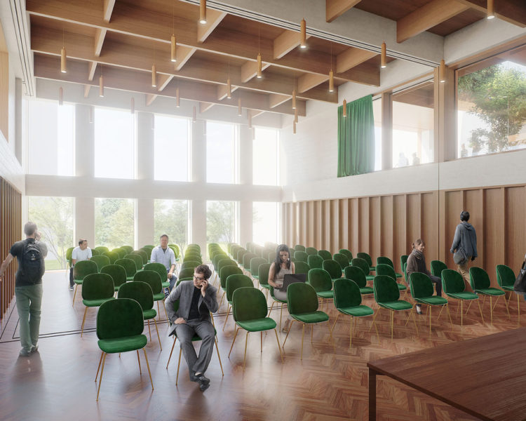 SGH Competition - Sosak&Sosak Architects