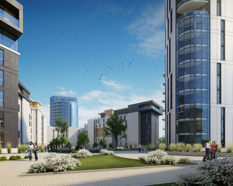 Capital Towers - MGroup Development