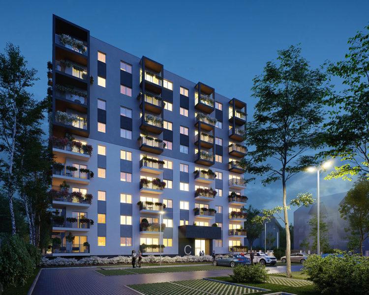 Atrium Radogoszcz - Tree Development Group