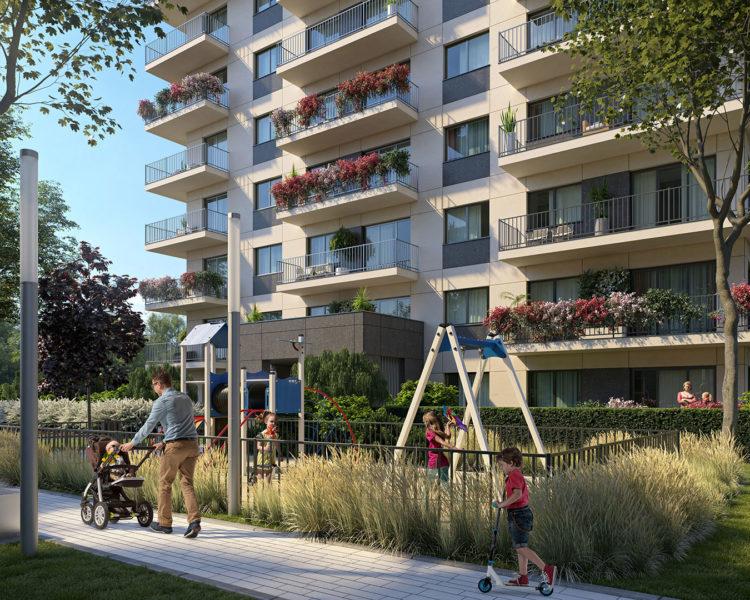 Central Park Apartments - Tree Development Group