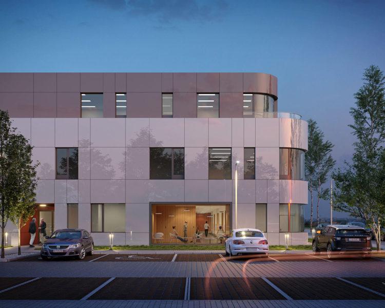 Bialoleka Clinic - Sosak&Sosak Architects