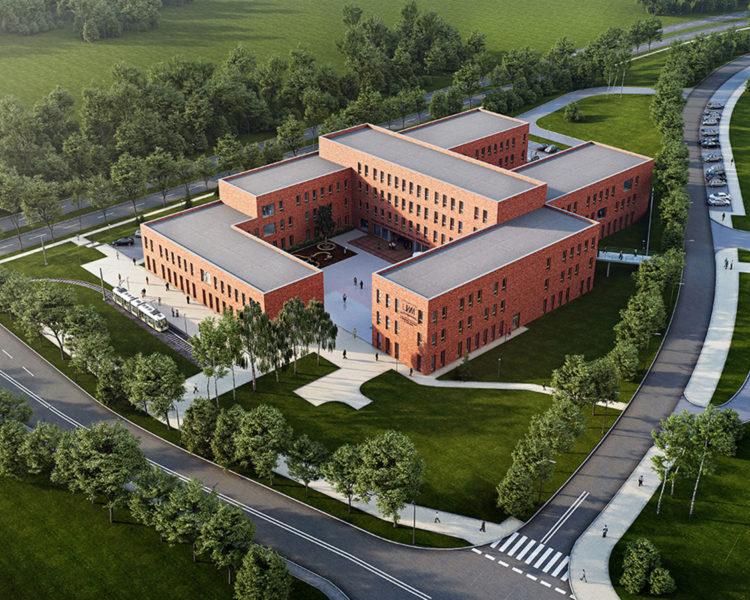 University of Warmia and Mazury in Olsztyn - Sosak&Sosak Architects