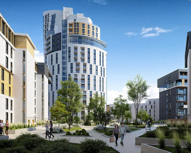 Capital Towers - MGroup Development